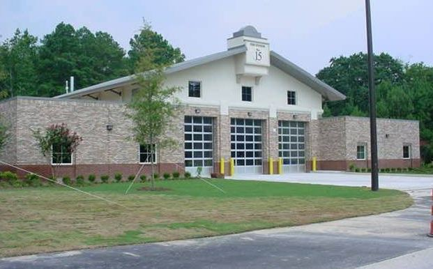 Fire Station 15 2005