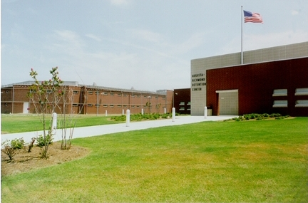 Webster Detention Center